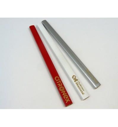 Ołówek stolarski reklamowy z grawerem
