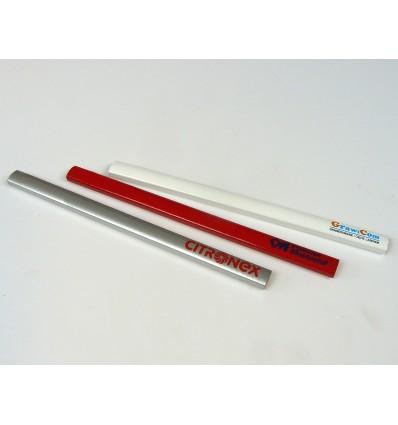 Ołówek stolarski reklamowy z nadrukiem UV
