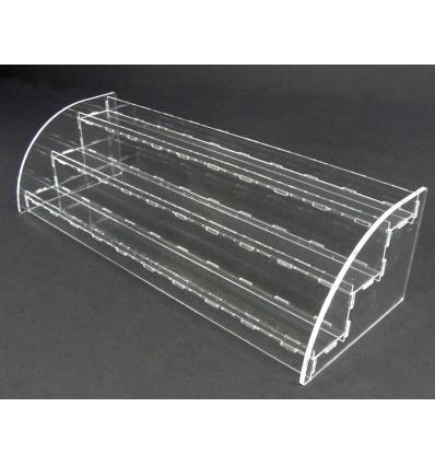 Stojak/organizer na kosmetyki 30,5 x 8 x 5,5 cm